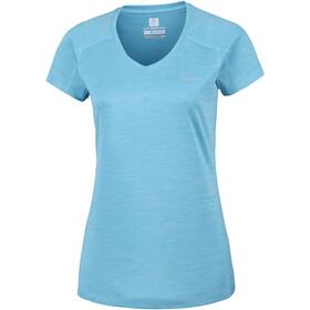 Columbia Zero Rules t-shirt Dames blauw